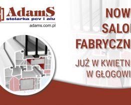 Nowy salon okien fabrycznych już w kwietniu w Głogowie