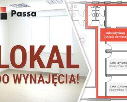 Lokal użytkowy do wynajęcia w Głogowie
